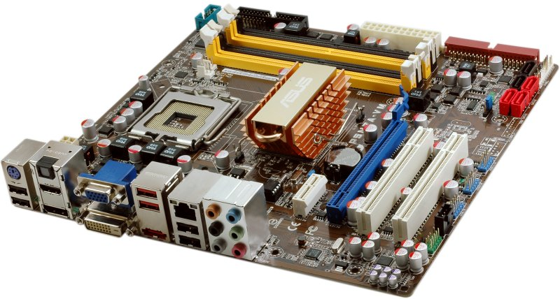 ASUS P5N7A-EM-HDMI (GeForce 9400)