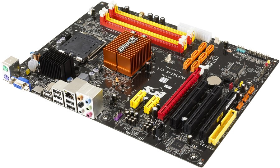 Elitegroup MCP7AT-A (GeForce 9300)