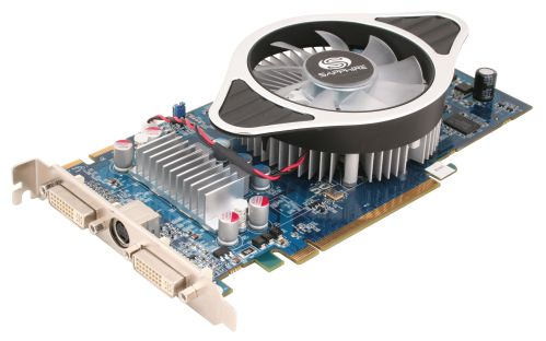 Sapphire Radeon HD 4830