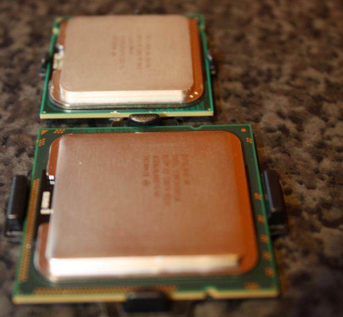 CPUs im Größenvergleich