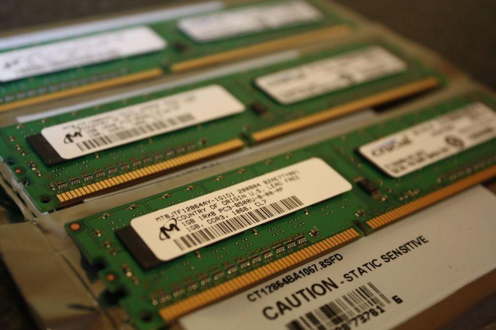 Crucial DDR3 Speichermodule