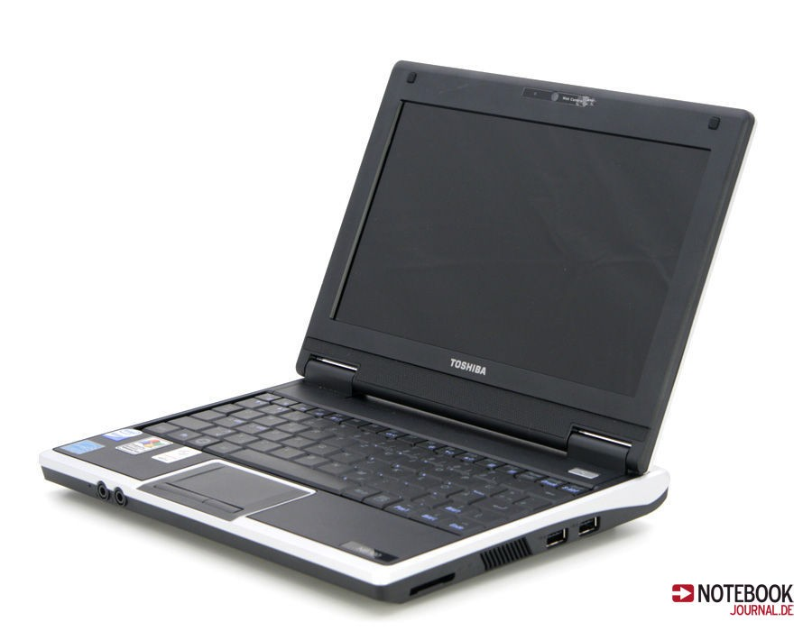Toshiba NB100-10Y Netbook