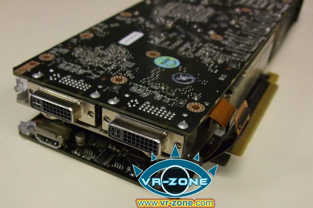 GeForce GTX 295 (Bild von VR-Zone)