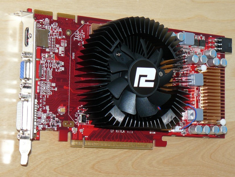 PowerColor Radeon HD 4830