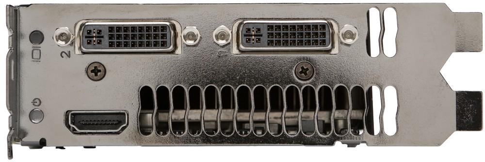 Zweimal DVI und einmal HDMI