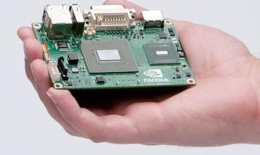Ion-Plattform von Nvidia