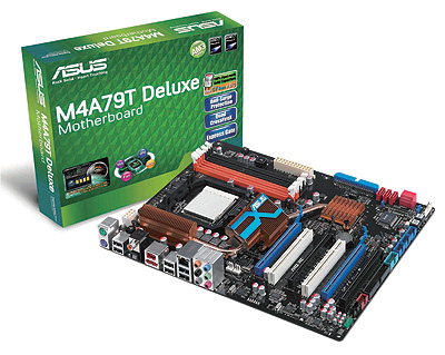 ASUS M4A79T Deluxe