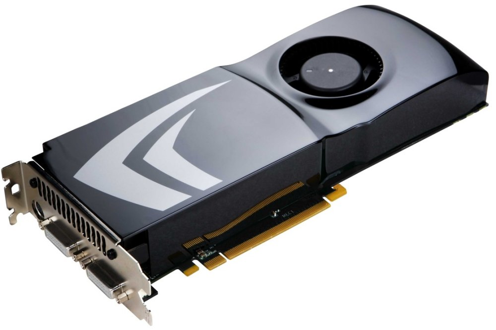 GeForce 9800 GTX+