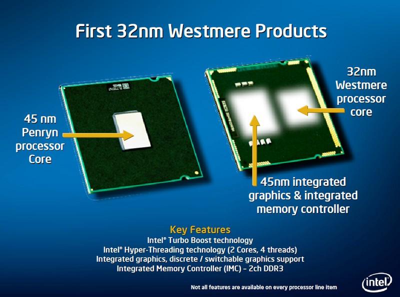 CPU-Vergleich: Core 2 vs. Westmere