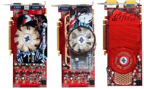 MSI Radeon HD 3850