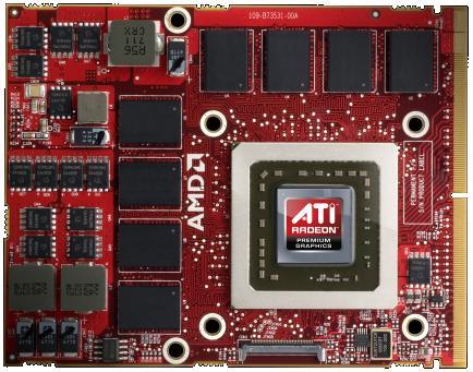 Mobility Radeon HD 4870 X2 - Bildquelle: GPU Café