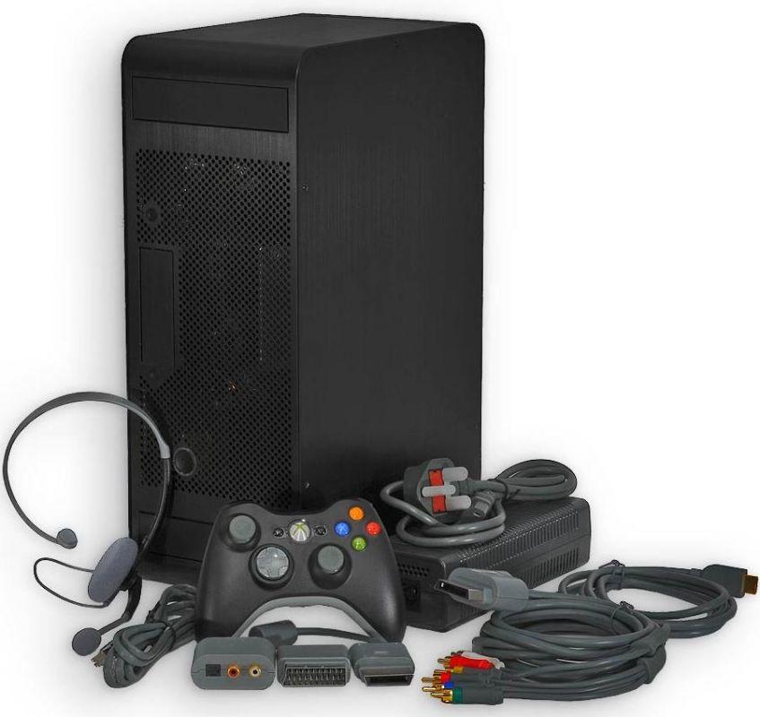 Ultra-Quiet Xbox 360 ELITE - Bildquelle: QuietPC