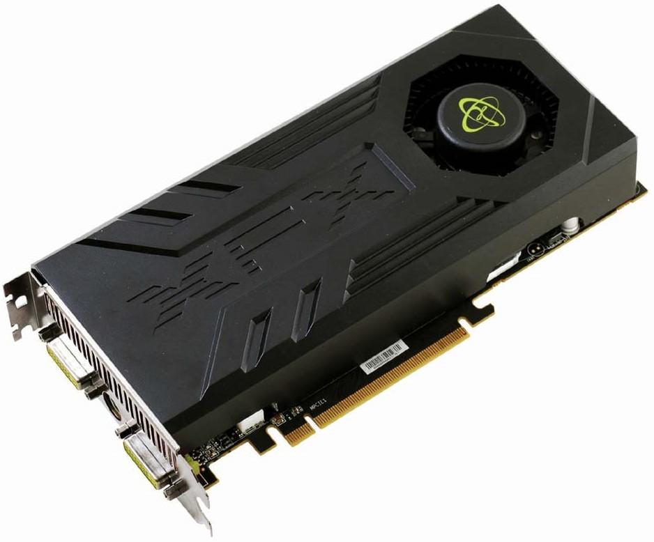 GeForce GTS 250 von XFX