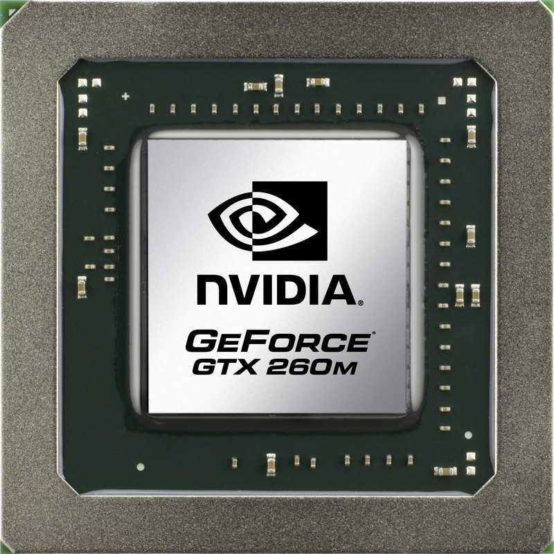 GeForce GTX 260M