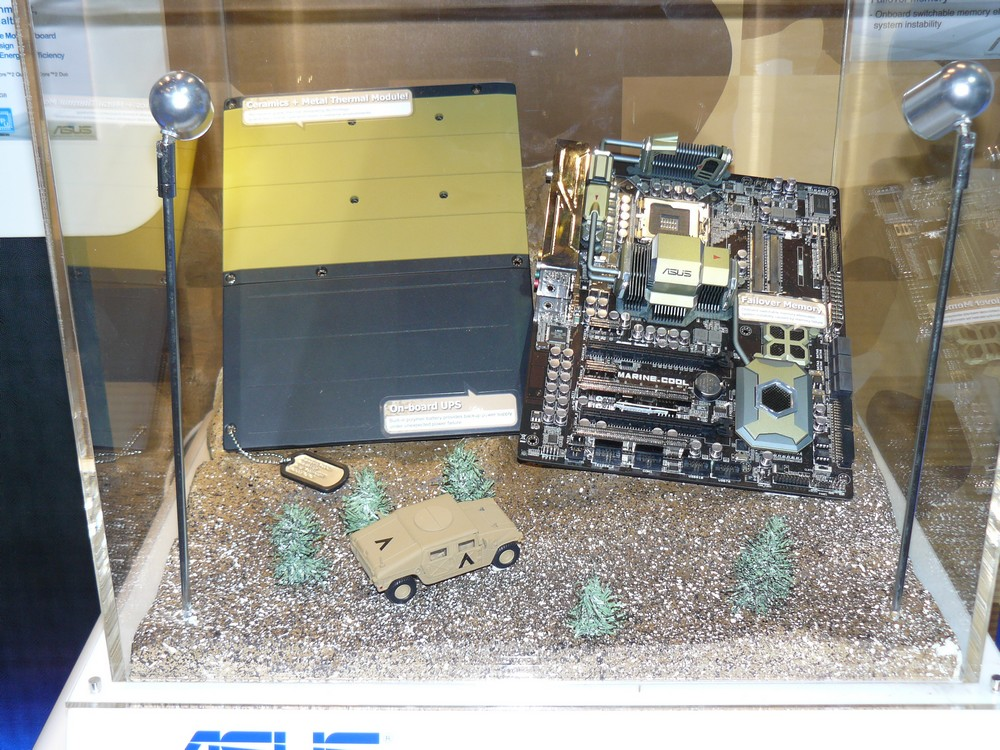ASUS Marine Cool Mainboard