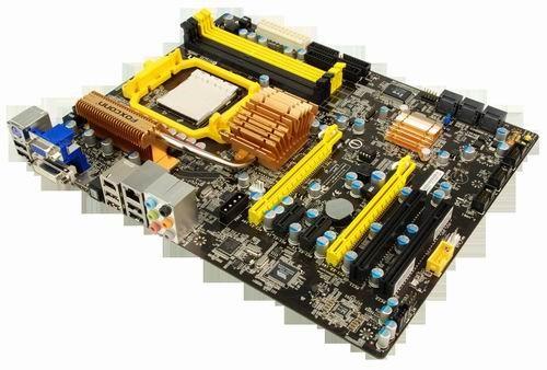 Foxconn A7DA-S Mainboard (AMD 790GX)