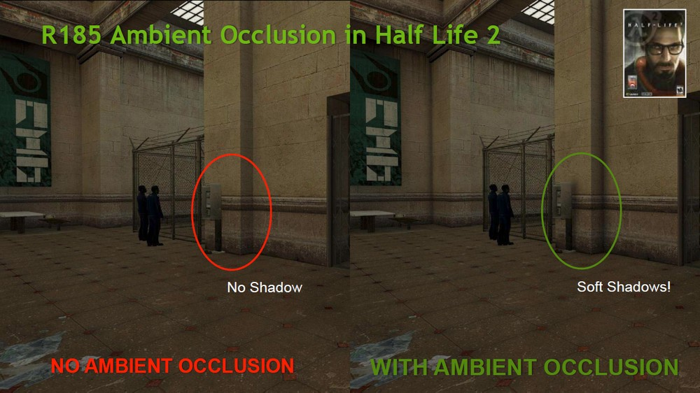 Ambient Occlusion in Half-Life 2