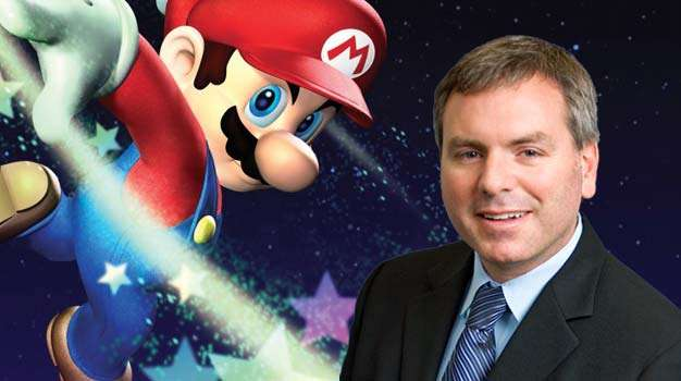 Marc Franklin von Nintendo