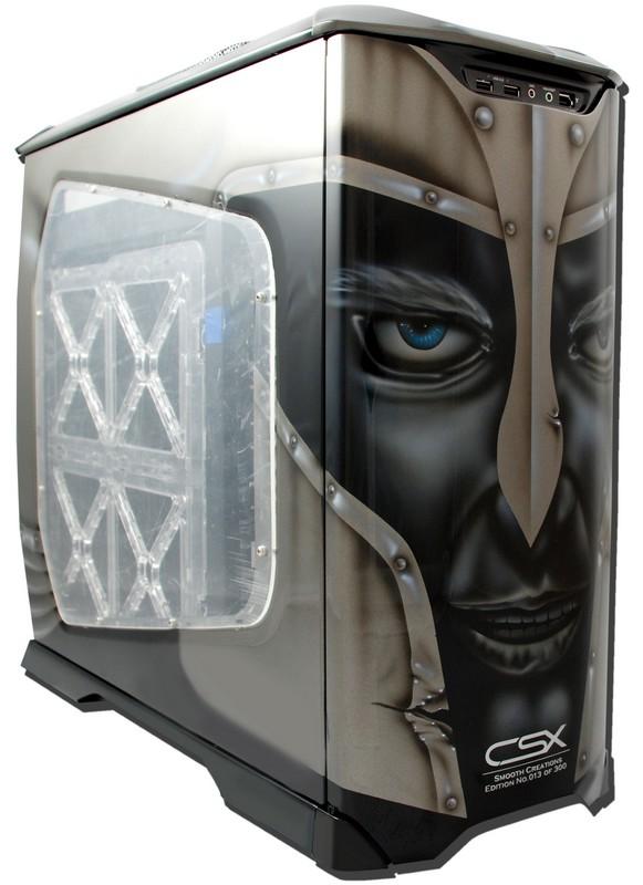 CSX Spartan V1 Stacker
