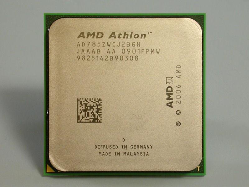 AMD Athlon X2 7850