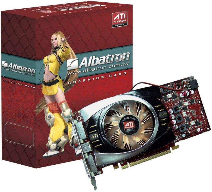 Albatron Radeon HD 4770