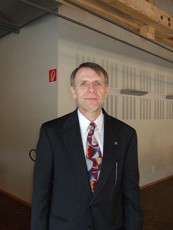 Joseph D. Schutz, Leiter Intel Microprocessor Technology Lab