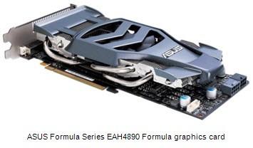ASUS EAH4890 Formula