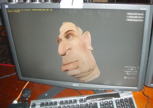 DirectX-11-Demo auf der Computex