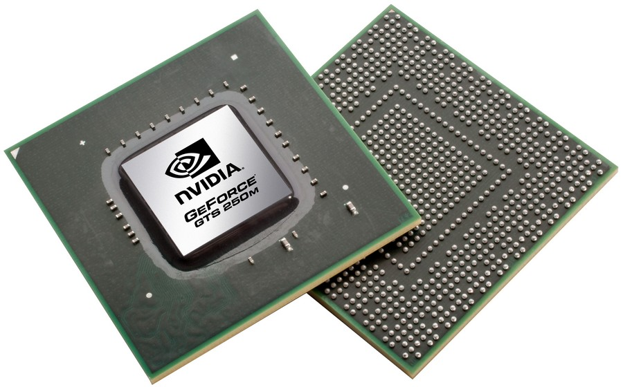 GeForce GTS 250M