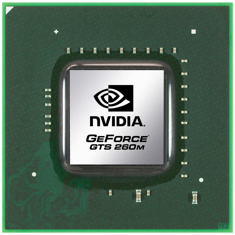 GeForce GTS 260M