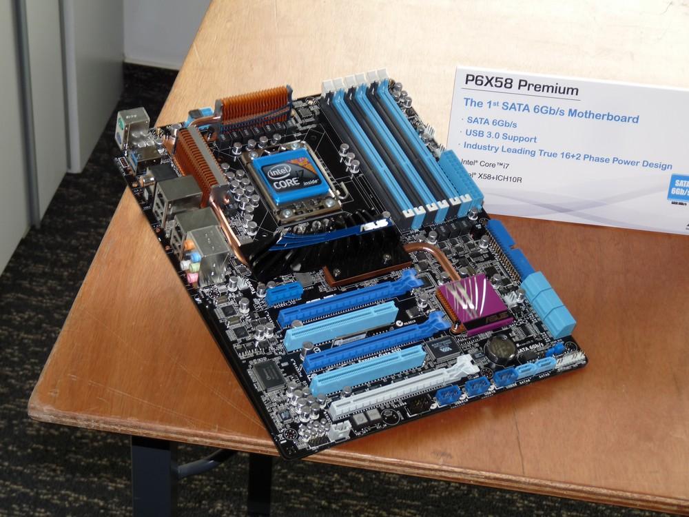 ASUS P6X58 Premium