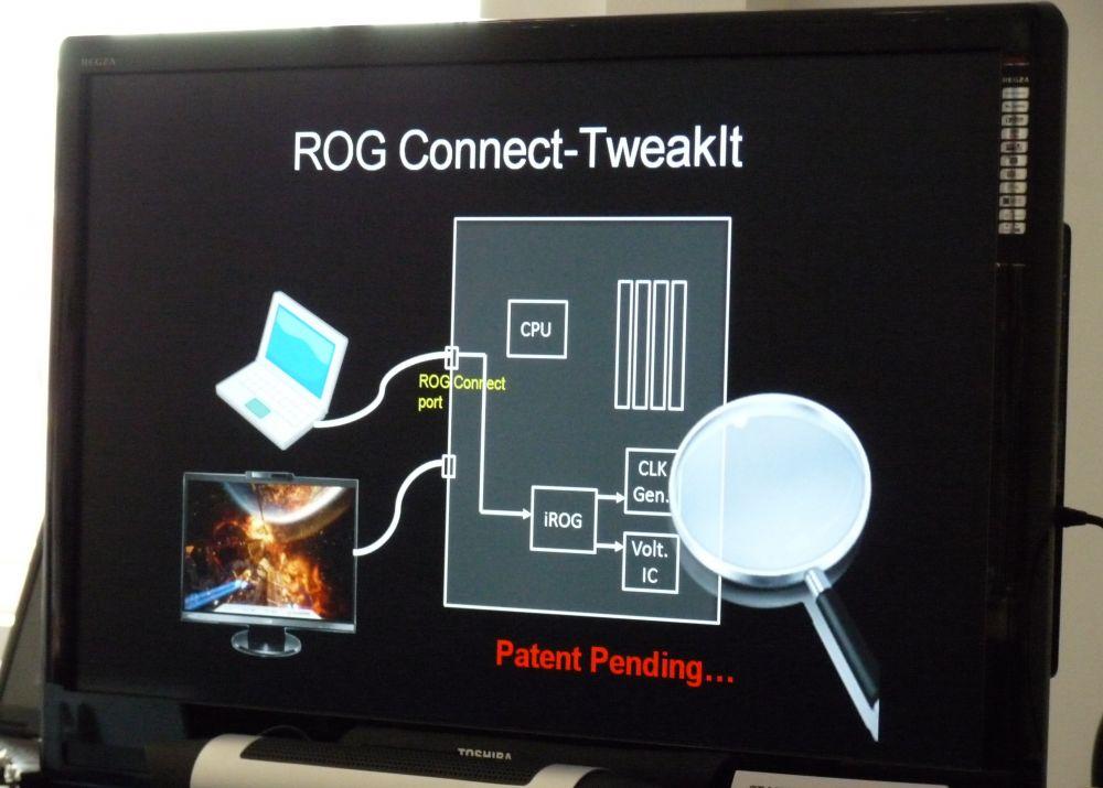 ROG Connect Schema