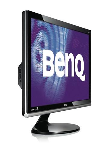 BenQ E2420HD von links
