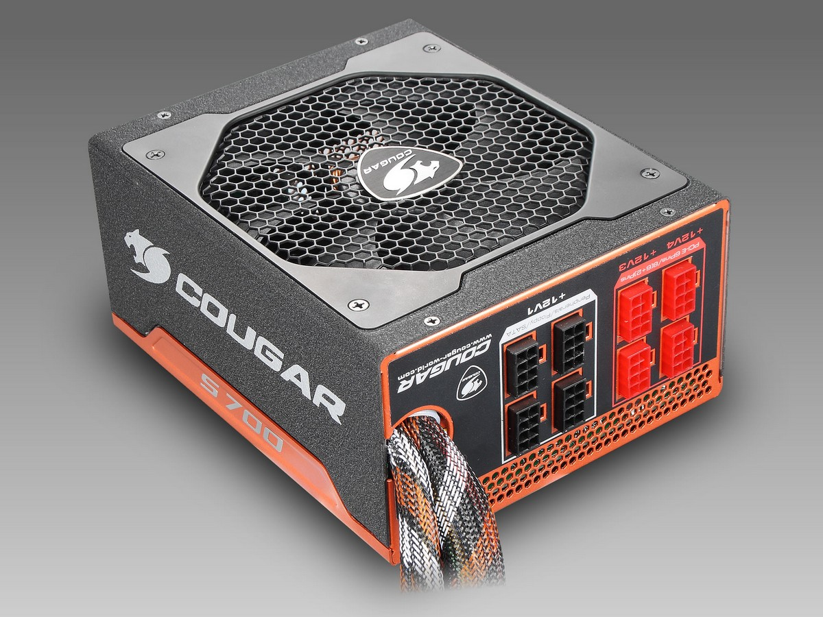 Cougar S 550W