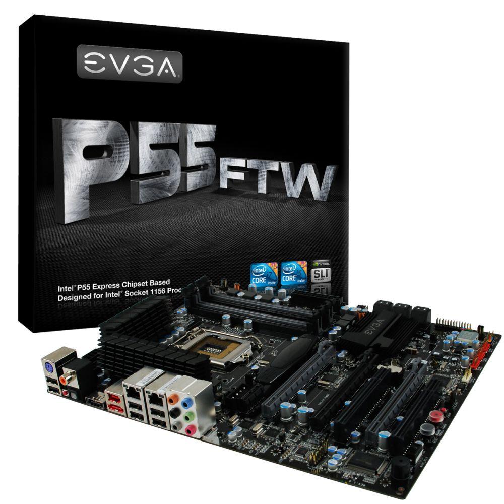EVGA P55 FTW