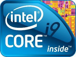 Intel Core i9 - Bildmontage