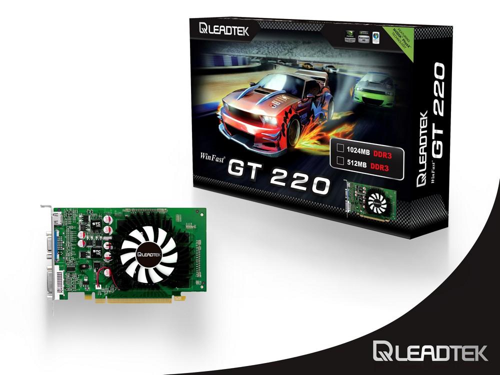 Leadtek GT220