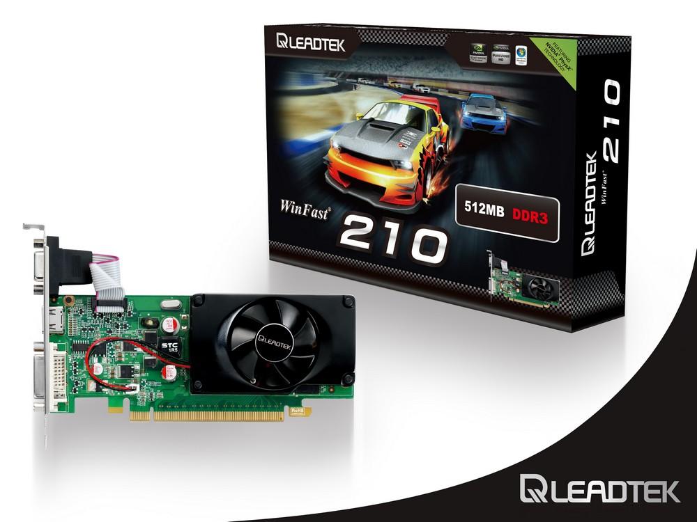 Leadtek G210