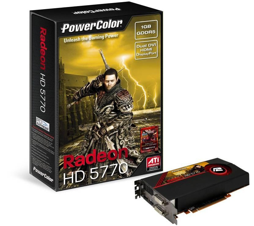 PowerColor HD 5770 Battleforge Edition