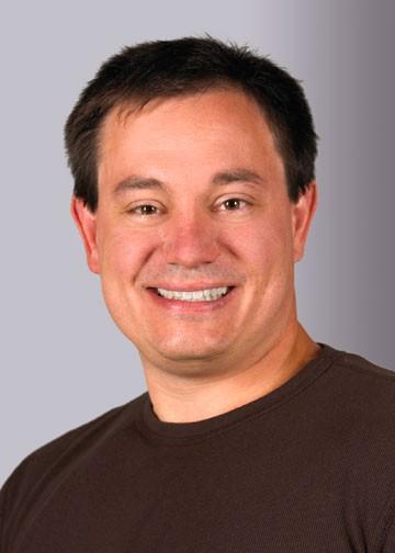 Tony Tamasi, Nvidia Senior Vice President Content and Technology