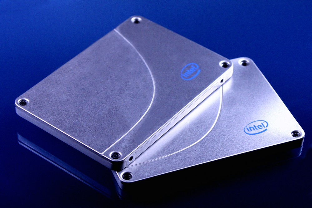 Intel X25-M SSDs