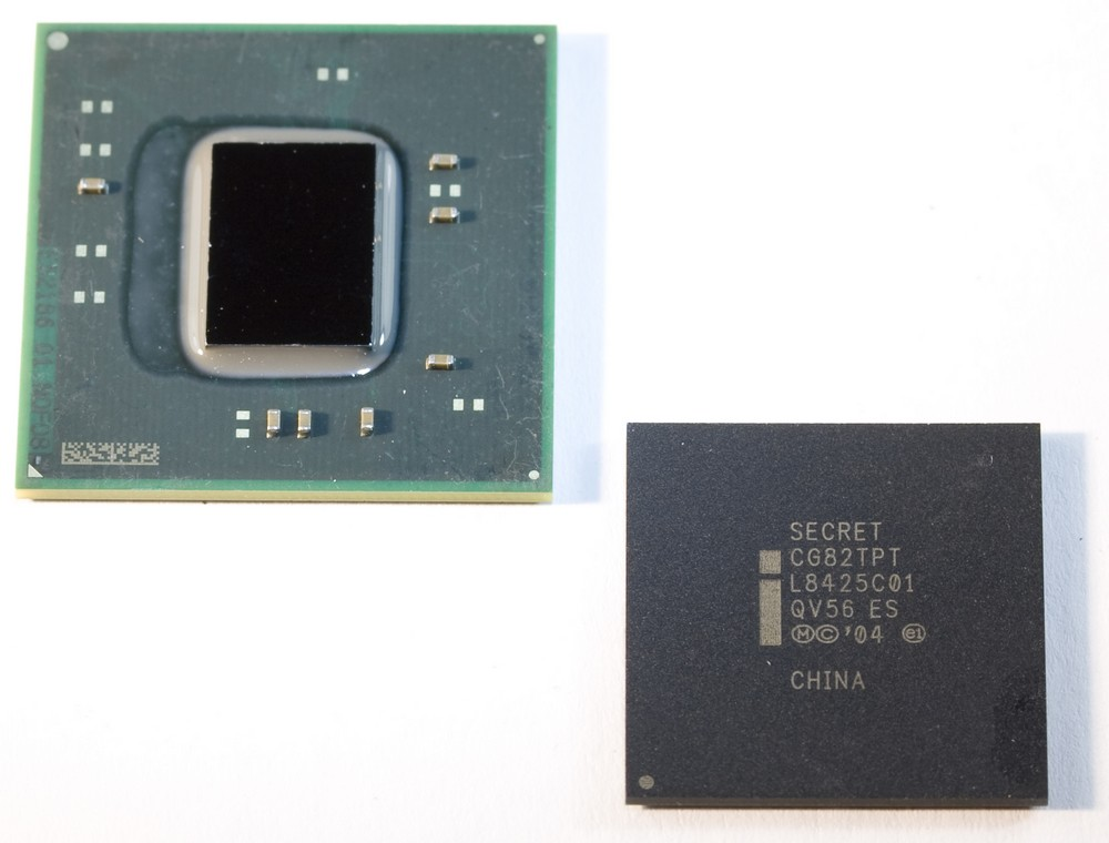 Pinetrail Mobile: Atom N450 CPU und NM10 Chipsatz