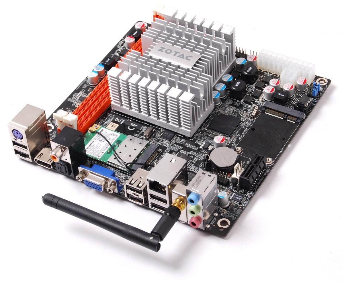 ZOTAC NM10-ITX WiFi