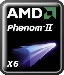AMD Phenom II X6 - Bildmontage