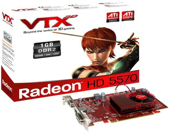 VTX3D HD5570