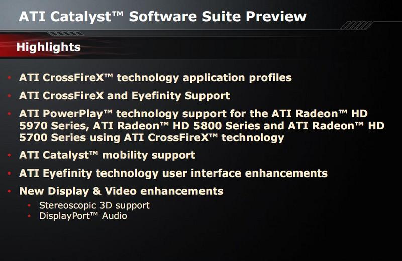 Übersicht: neue Features und Verbesserungen in Catalyst 10.2. und 10.3