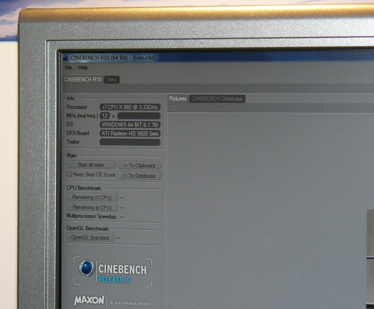 CPU-Infos