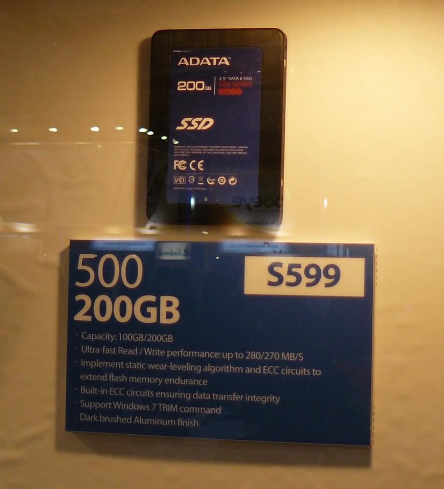A-DATA S599