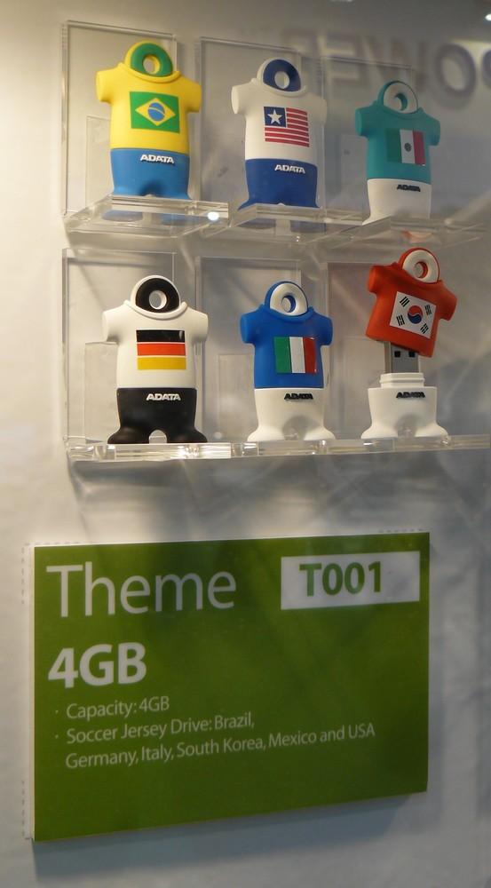 A-DATA Fußball-WM USB-Stick