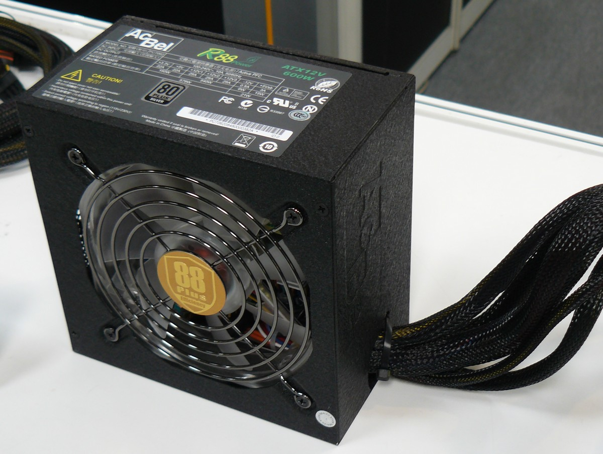 AcBel R88 Power 600W